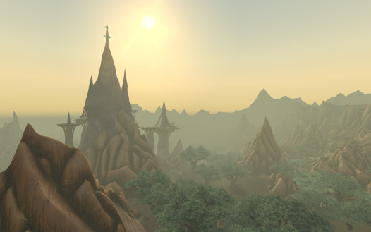 Spires of Arakk
