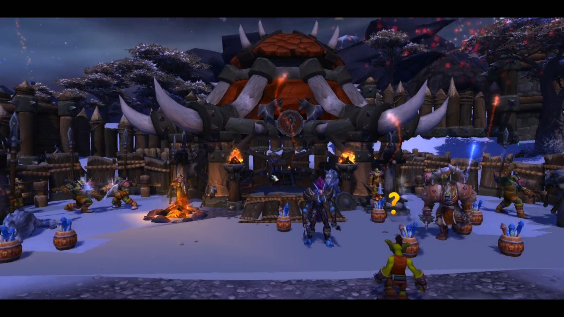 Frostfire ridge archives page 10 of 11 blizzplanet warcraft warlords of draenor garrison build barracks 4 malvernweather Image collections