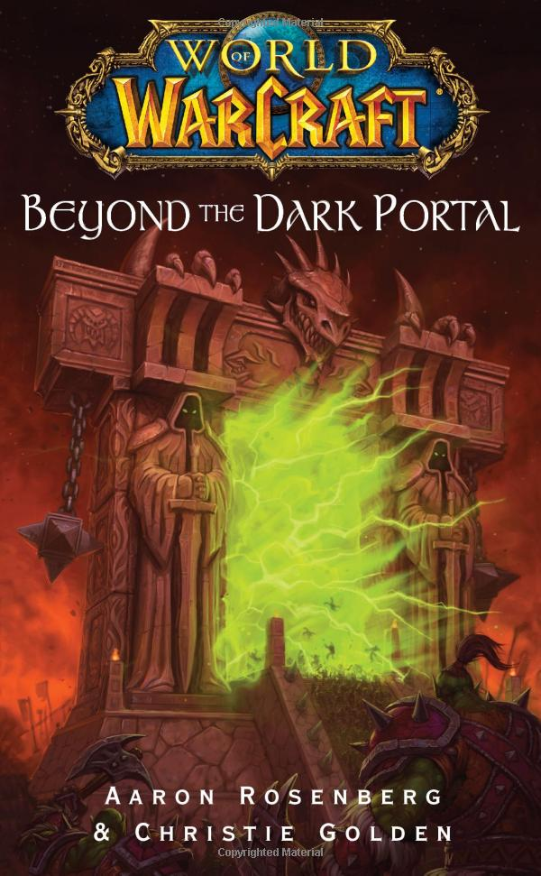 world-of-warcraft-beyond-the-dark-portal-front-cover