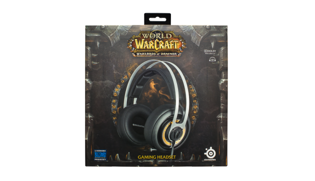 WoW Headset Box
