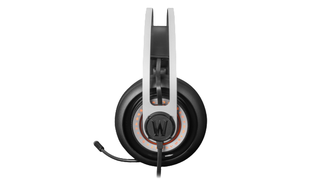 WoW Headset Side