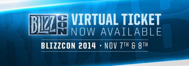 BlizzconTicket
