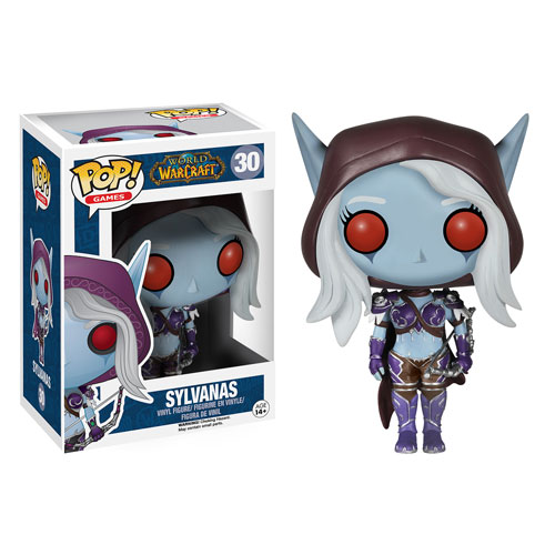 Funko World of Warcraft Lady Sylvanas Pop Vinyl Figure