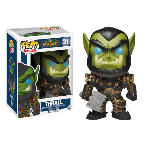 Funko Launches 2014 World Of Warcraft Pop Vinyl Figure
