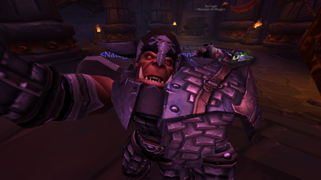 Have you raided Warden Thul'tok in Highmaul Arcane Sanctum?