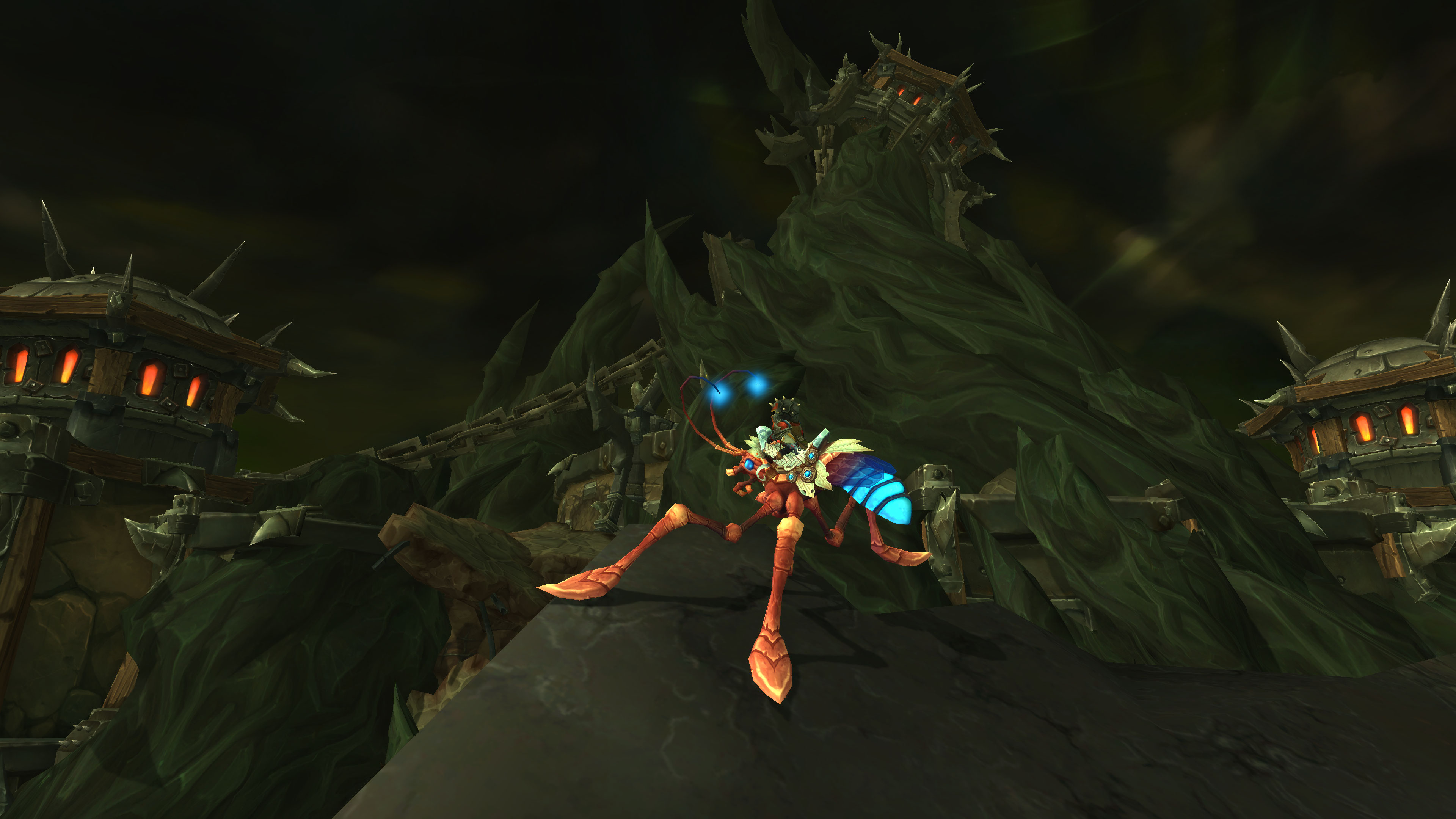 wow how to start quests in tanaan jungle