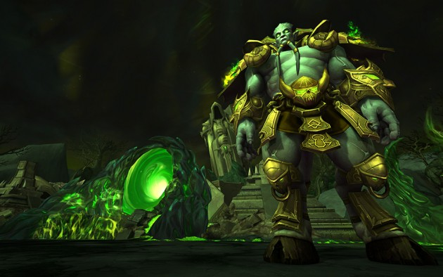 Archimonde and the Infinite Legion, a Potential Lore Revelation