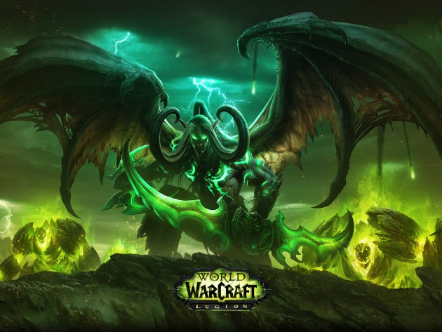 Pre-Order World of Warcraft: Illidan