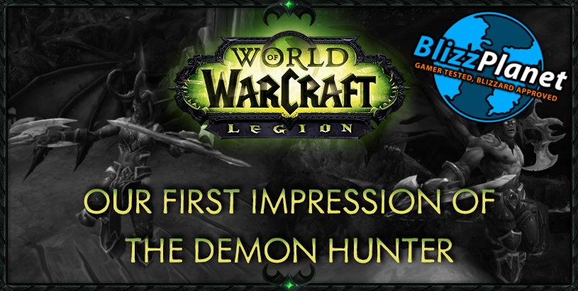 Blizplanet Review of Demon Hunters