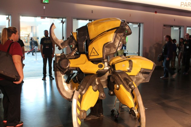 BlizzCon 2015 Cosplayers Gallery