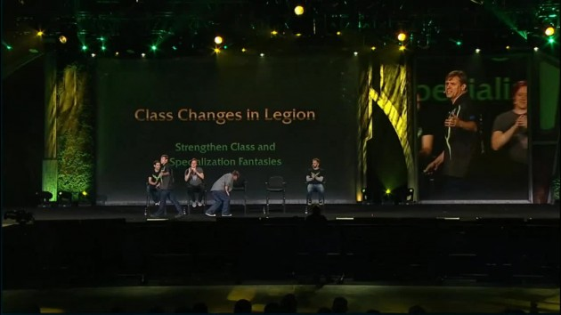 Blizzcon 2015 world of warcraft legion game systems panel transcript