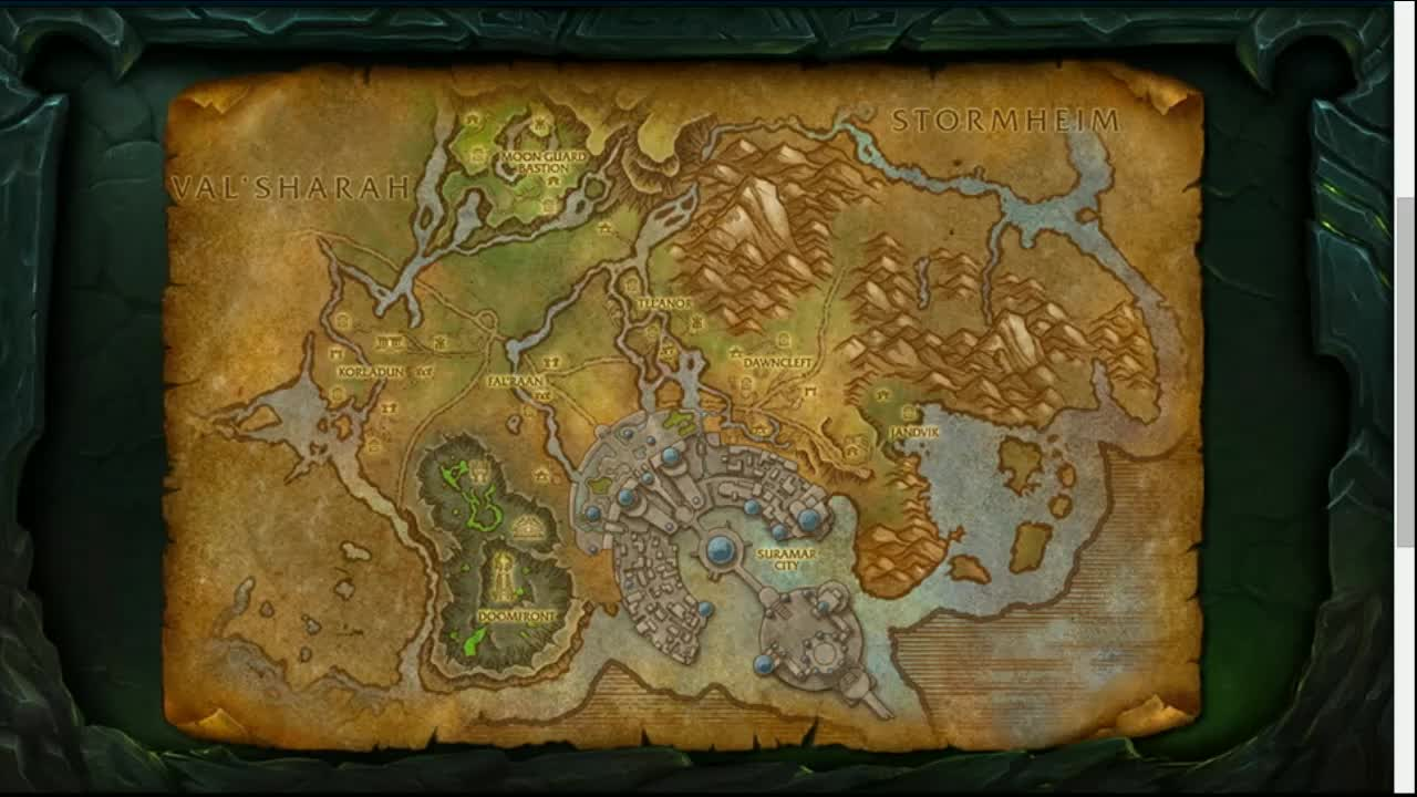 Legion world content panel transcript page 9 of 11 blizzplanet blizzcon 2015 world of warcraft world content panel gumiabroncs Images