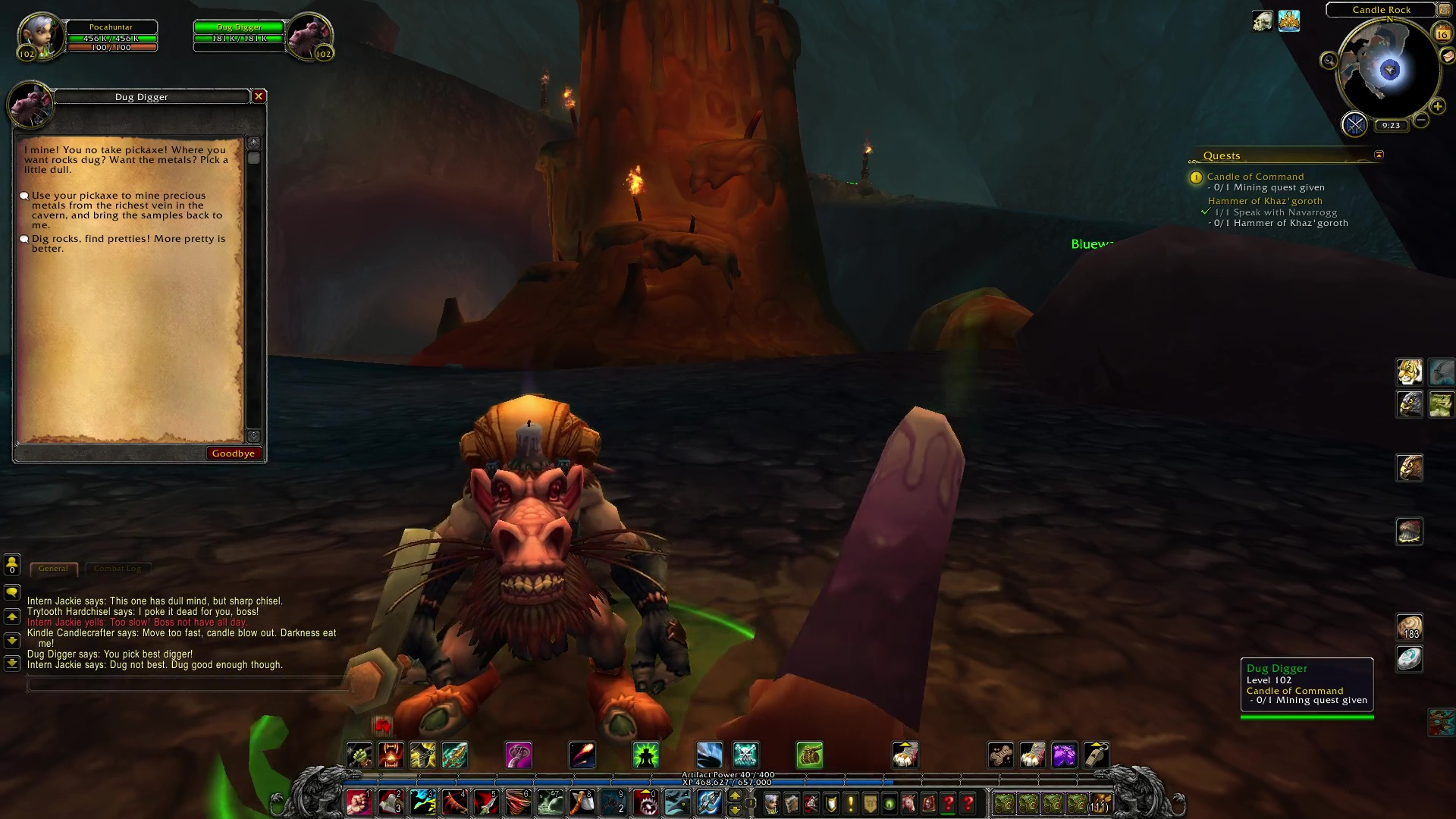 73030cb82f4d4 Candle of Command - Blizzplanet | Warcraft