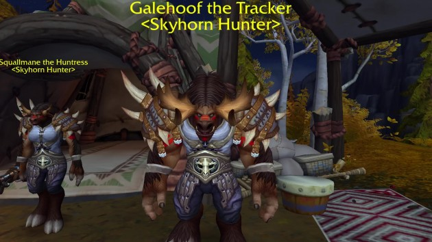Galehoof the Tracker