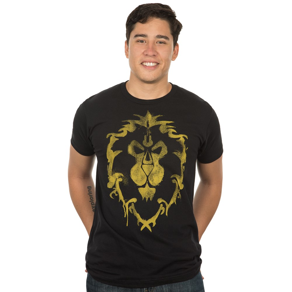 World-of-Warcraft-Alliance-Spray-Premium-Tee
