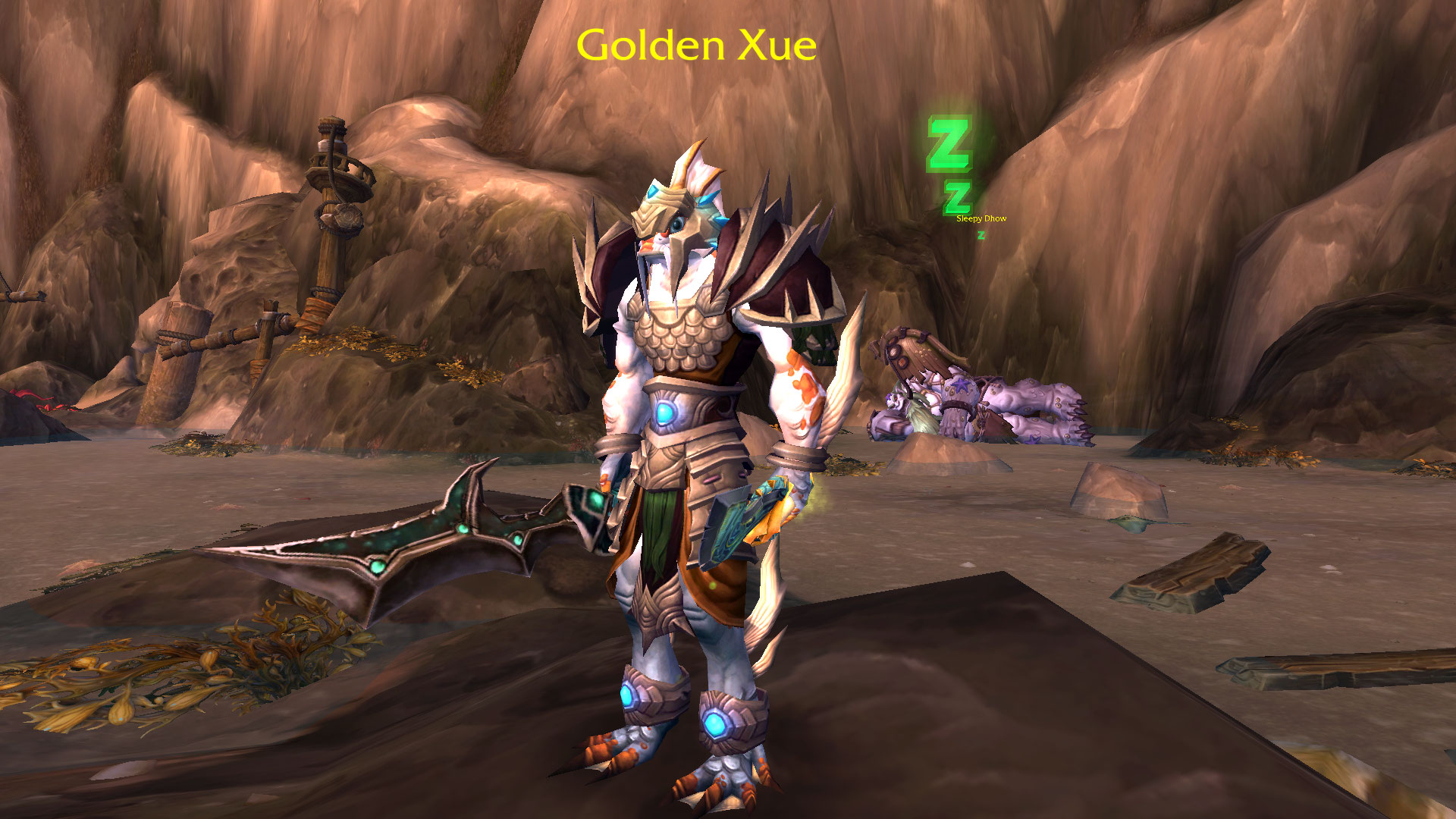 Golden Xue