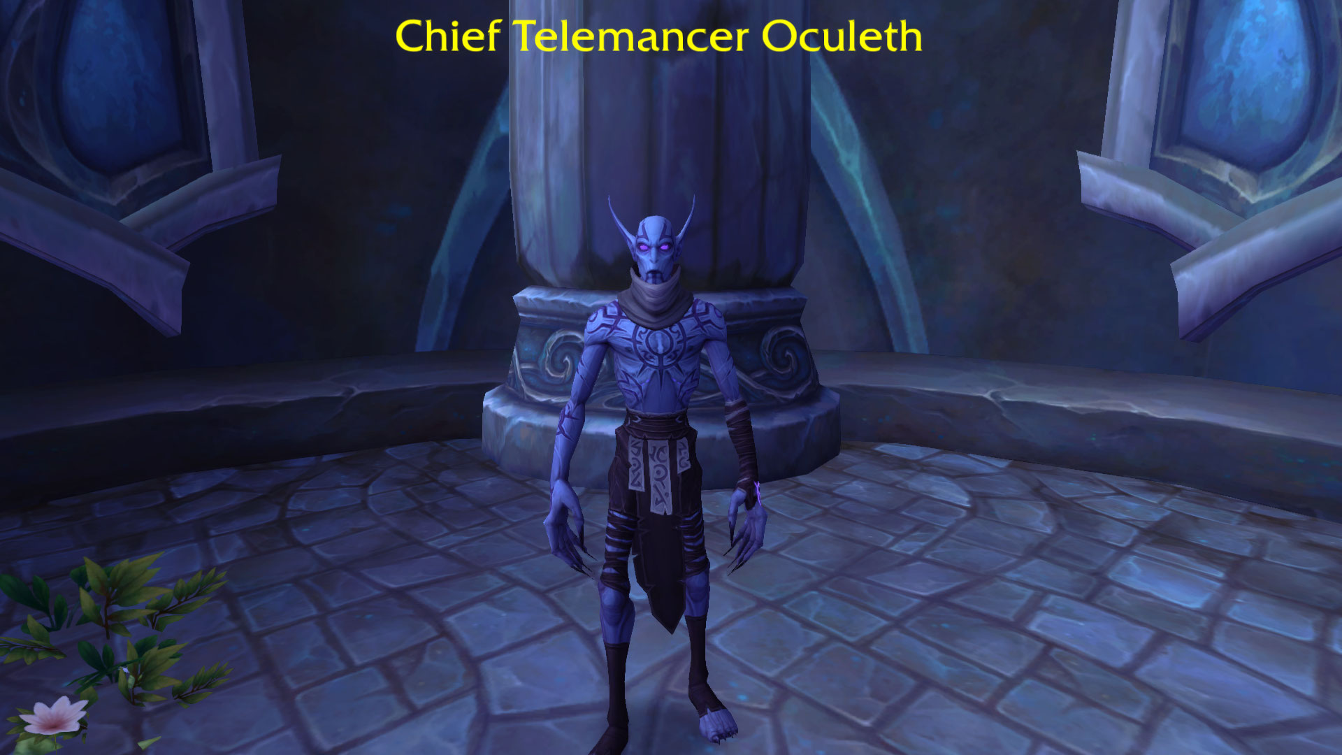 chief telemancer oculeth