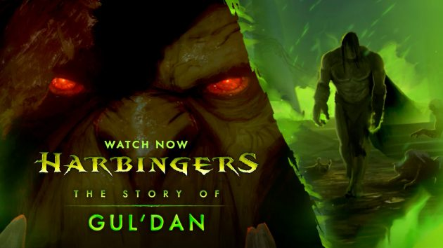 Harbingers: The Story of Gul'dan