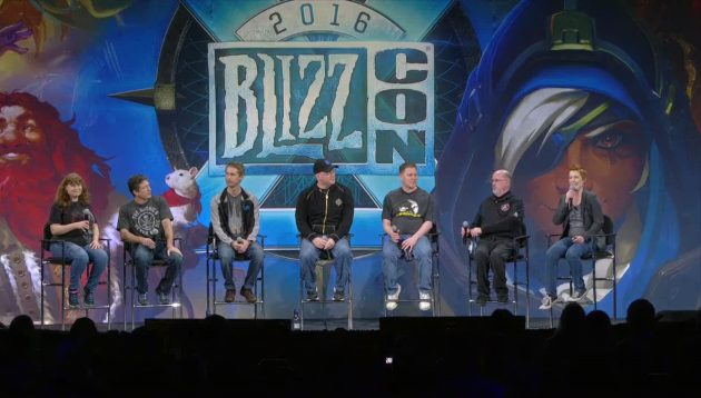 BlizzCon 2016 Blizzard Publishing Panel Transcript