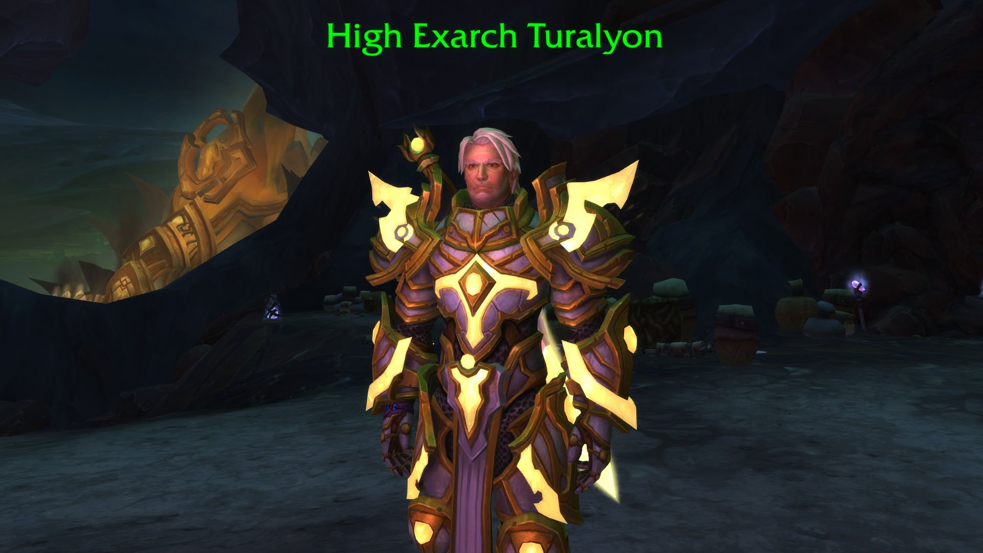Patch 7 3 Argus Now On Ptr Blizzplanet Warcraft