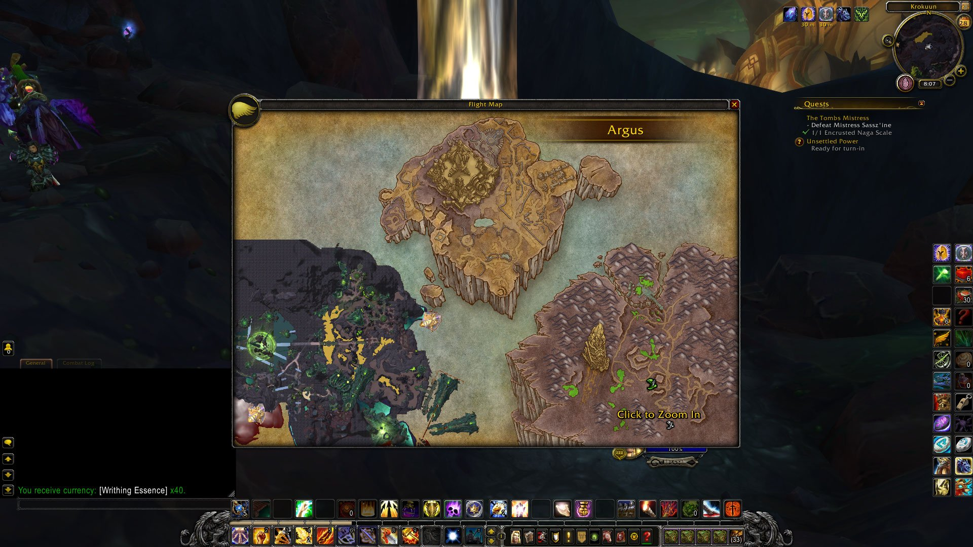 Major Spoilers 73 Argus Is On The Ptr World Of Warcraft Forums