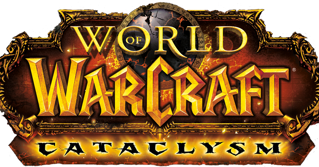 World of warcraft cataclysm logo blizzplanet warcraft world of warcraft cataclysm logo gumiabroncs Gallery