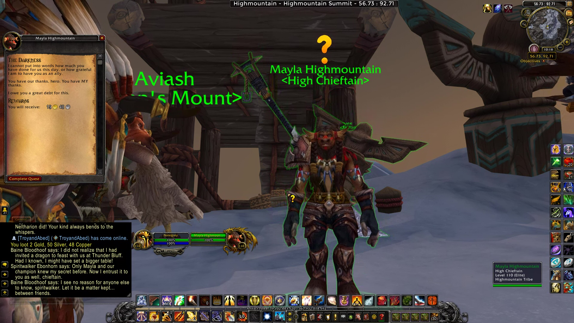 allied races wow