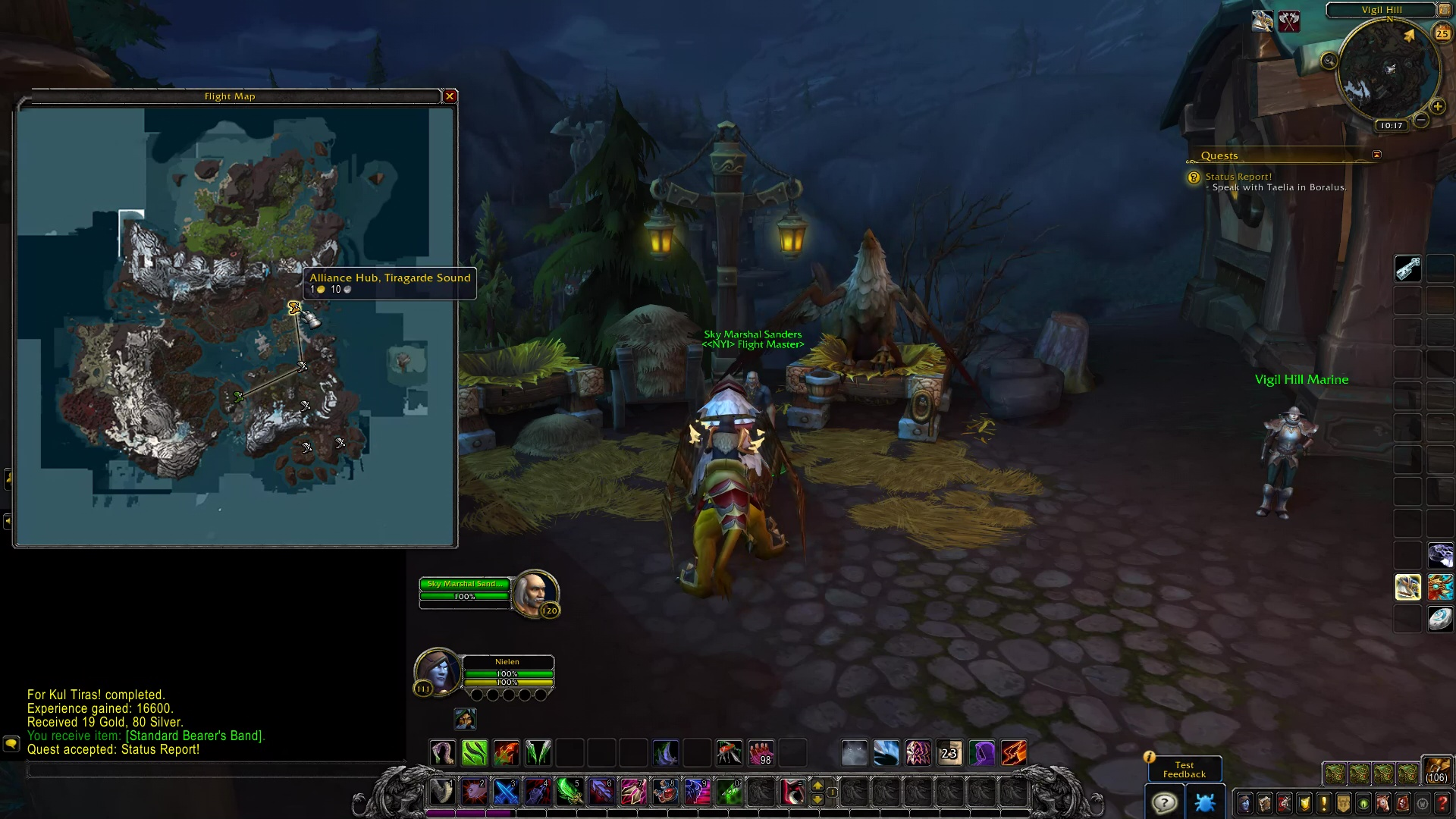 wow battle report wow-battle-for-azeroth-tiragarde-quests-00224 - Blizzplanet | Warcraft