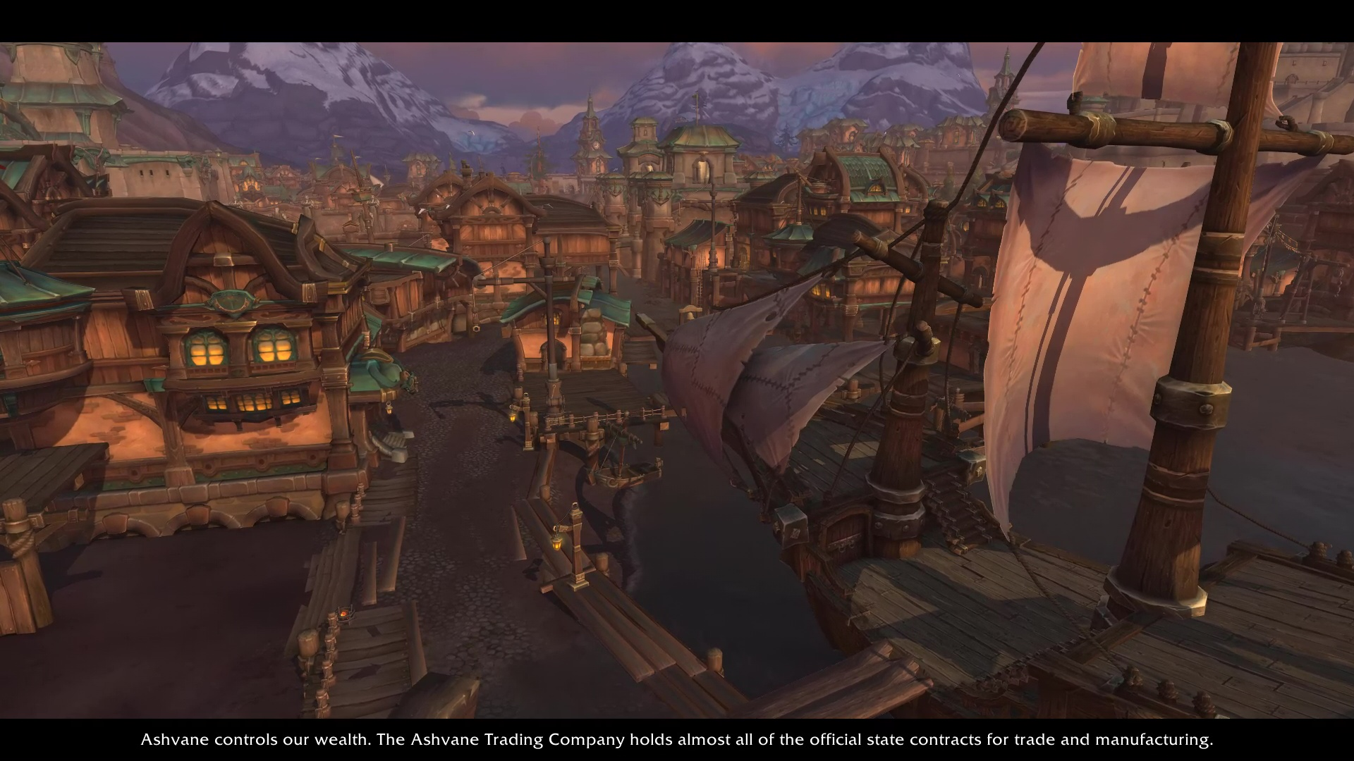 A Nation Divided Blizzplanet Warcraft