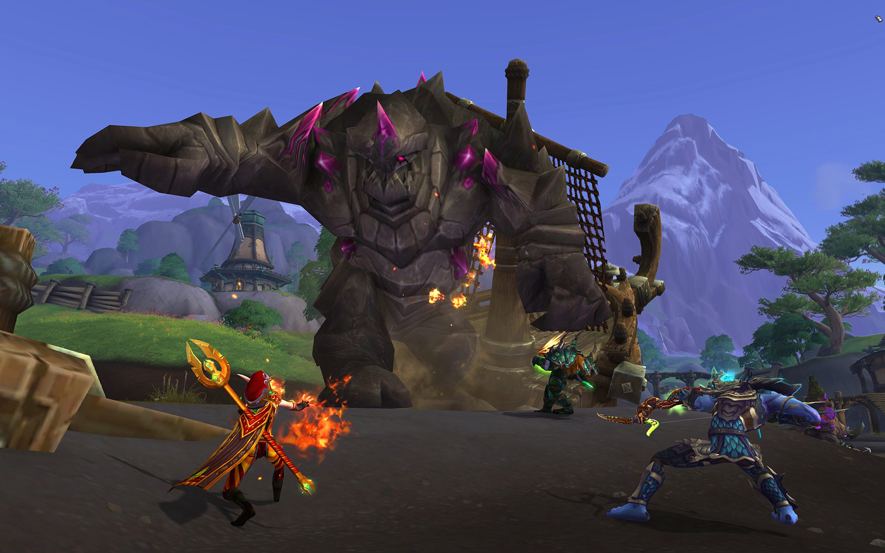 World of warcraft battle for azeroth collector