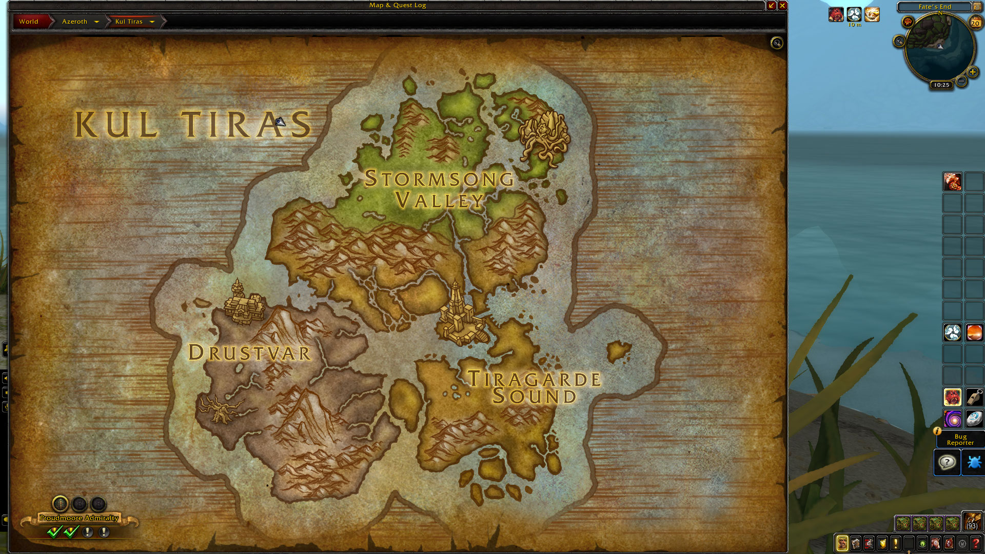 The Barbarian Drust Race and Fate's End Isle - Blizzplanet | Warcraft
