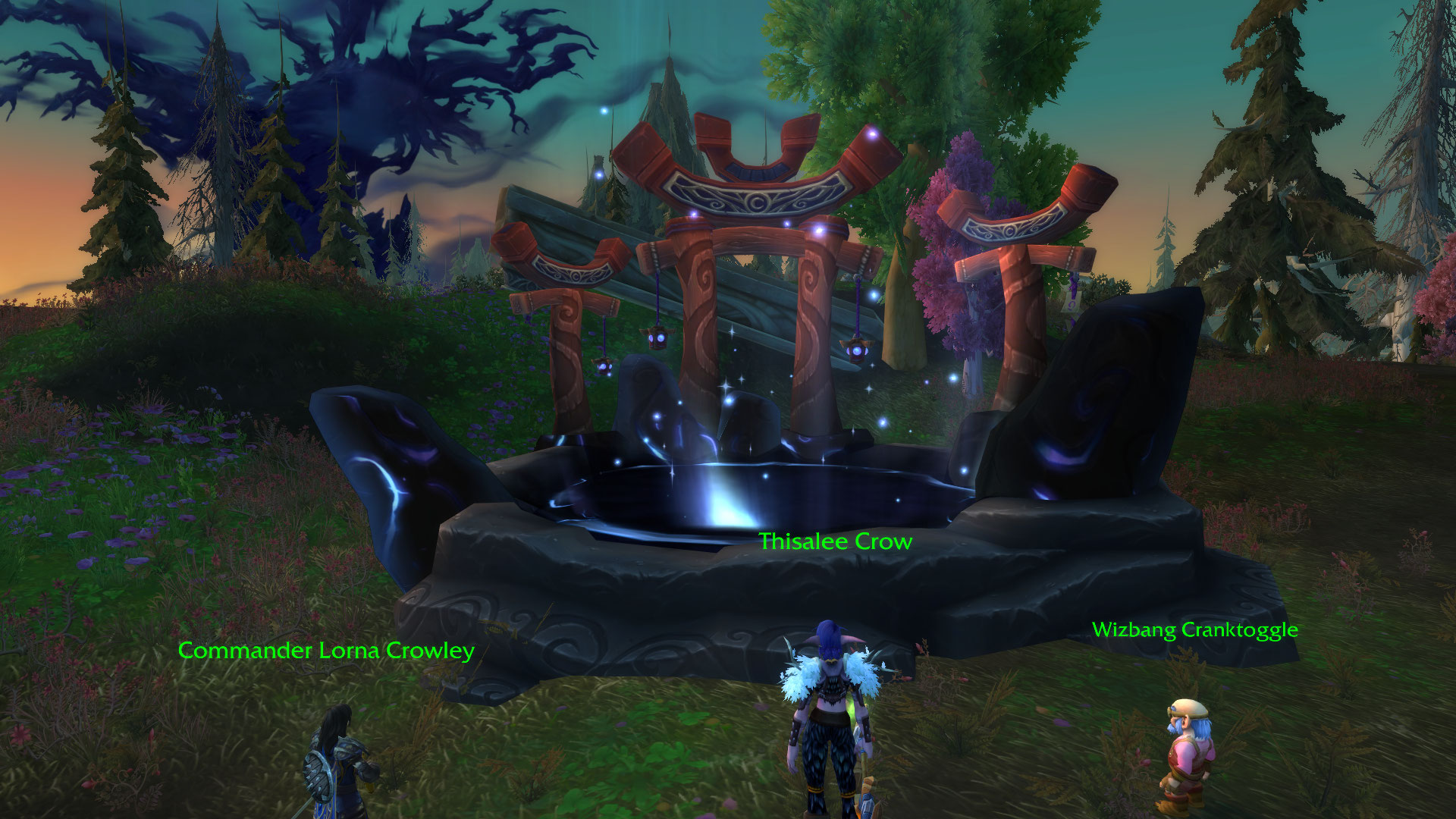 World of Warcraft PTR 8 1 build 28440 Changes - Blizzplanet