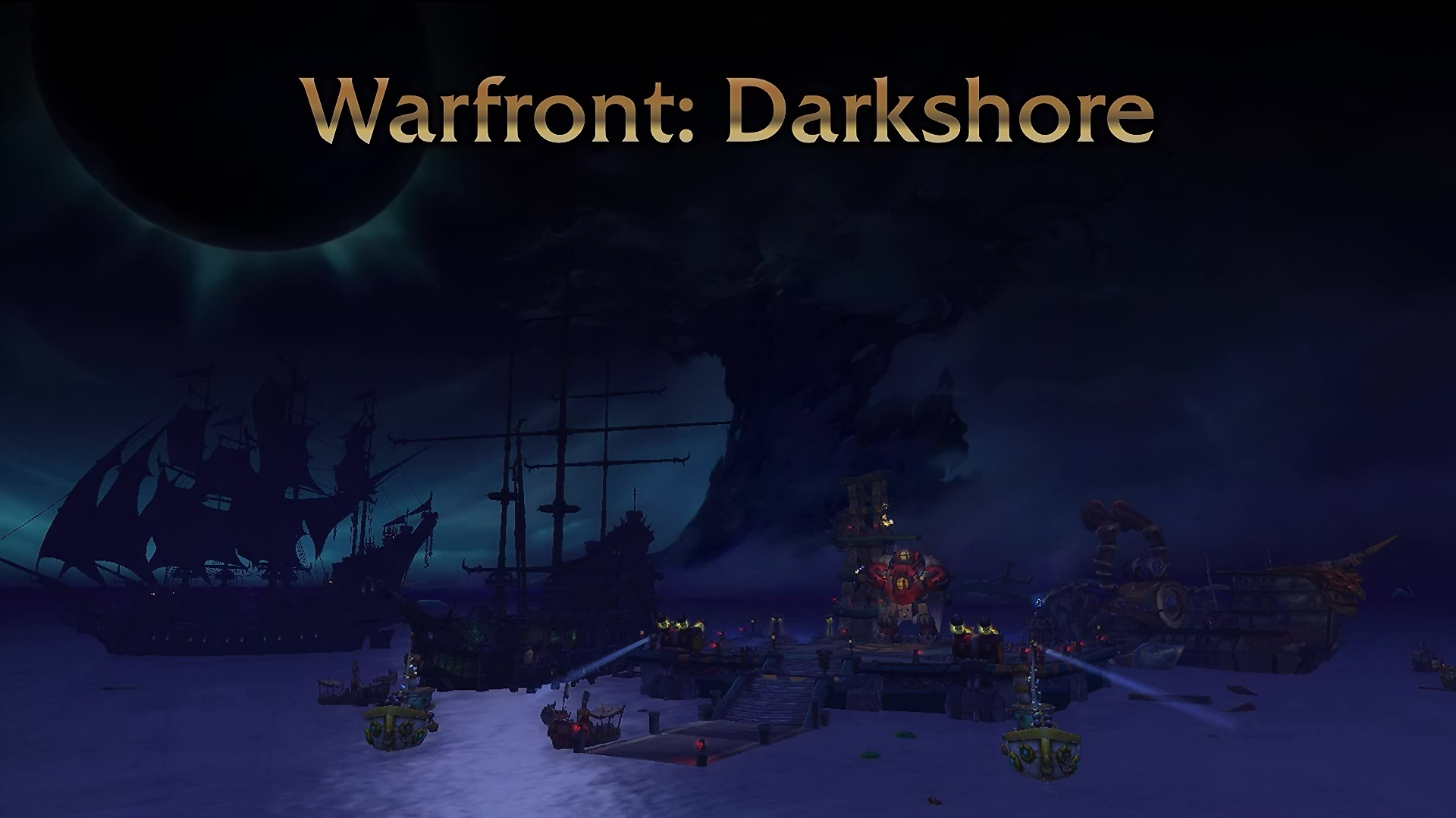 War Fronts Darkshore