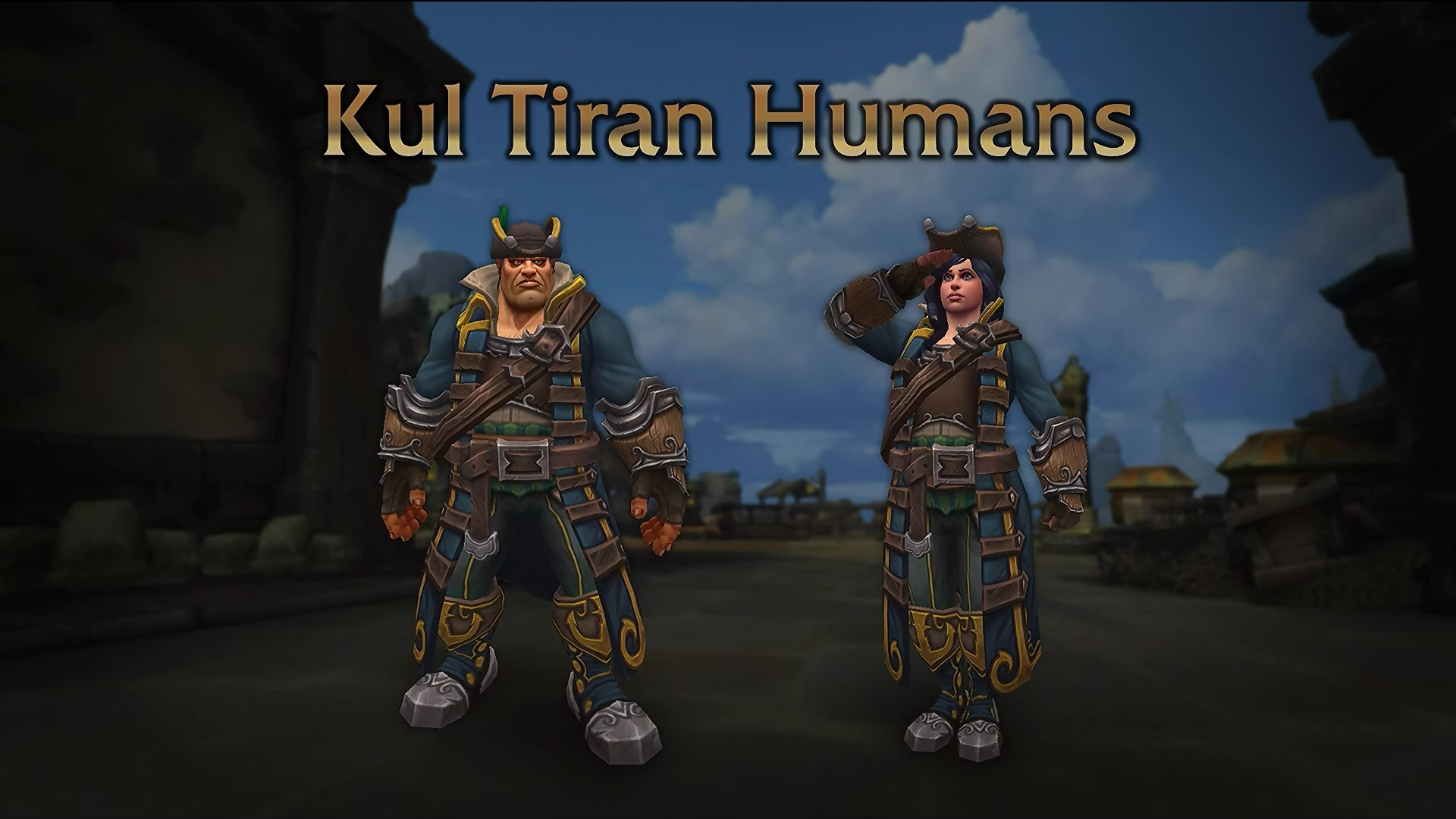 Kul Tiran allied race