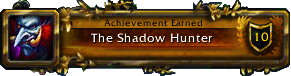 The Shadow Hunter achievement