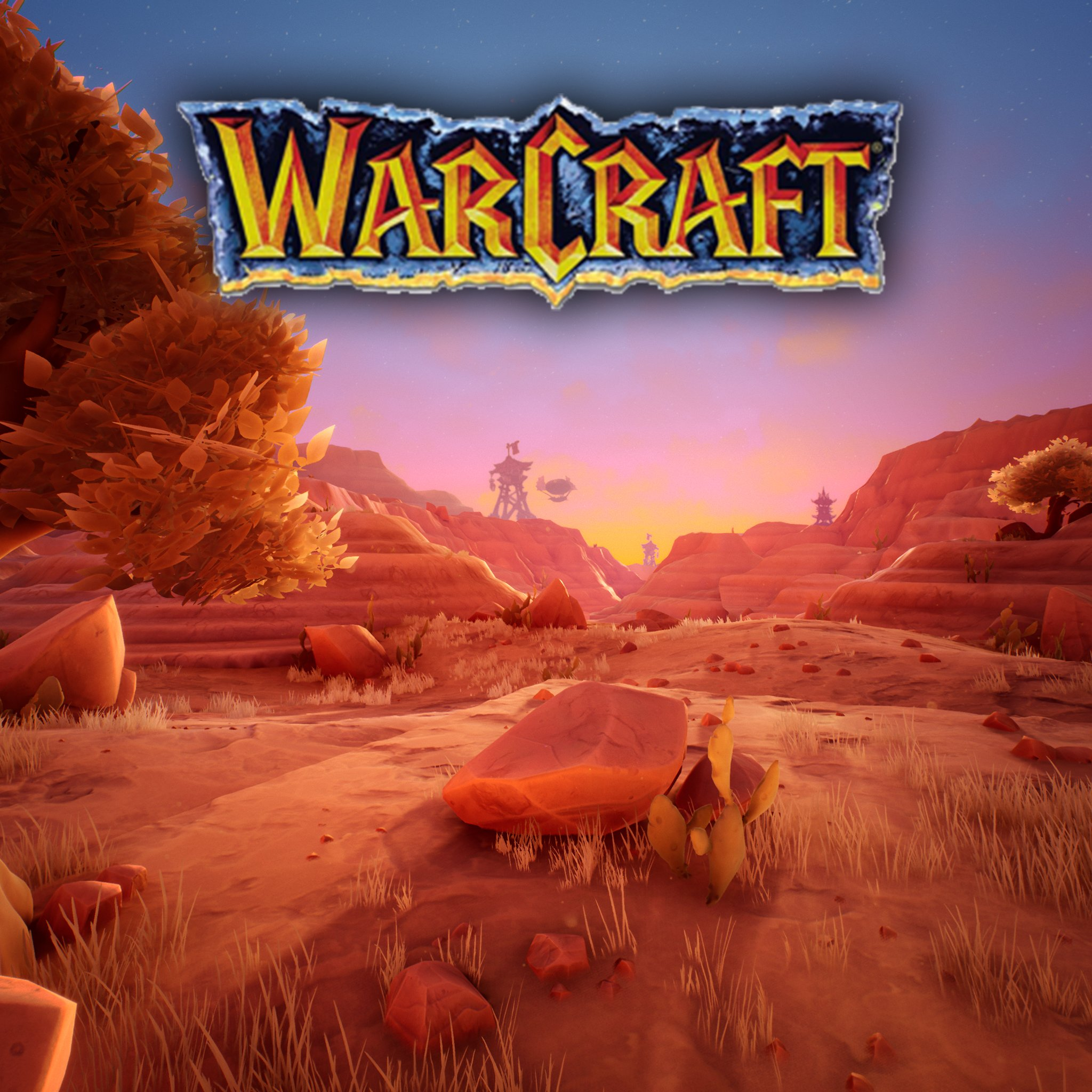 Romain Durand Recreates World of Warcraft in Unreal Engine 4