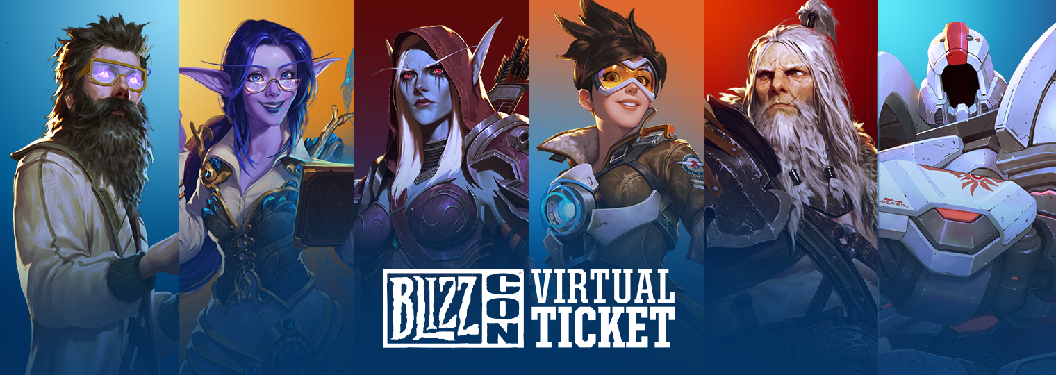 Blizzcon 2020 Tickets