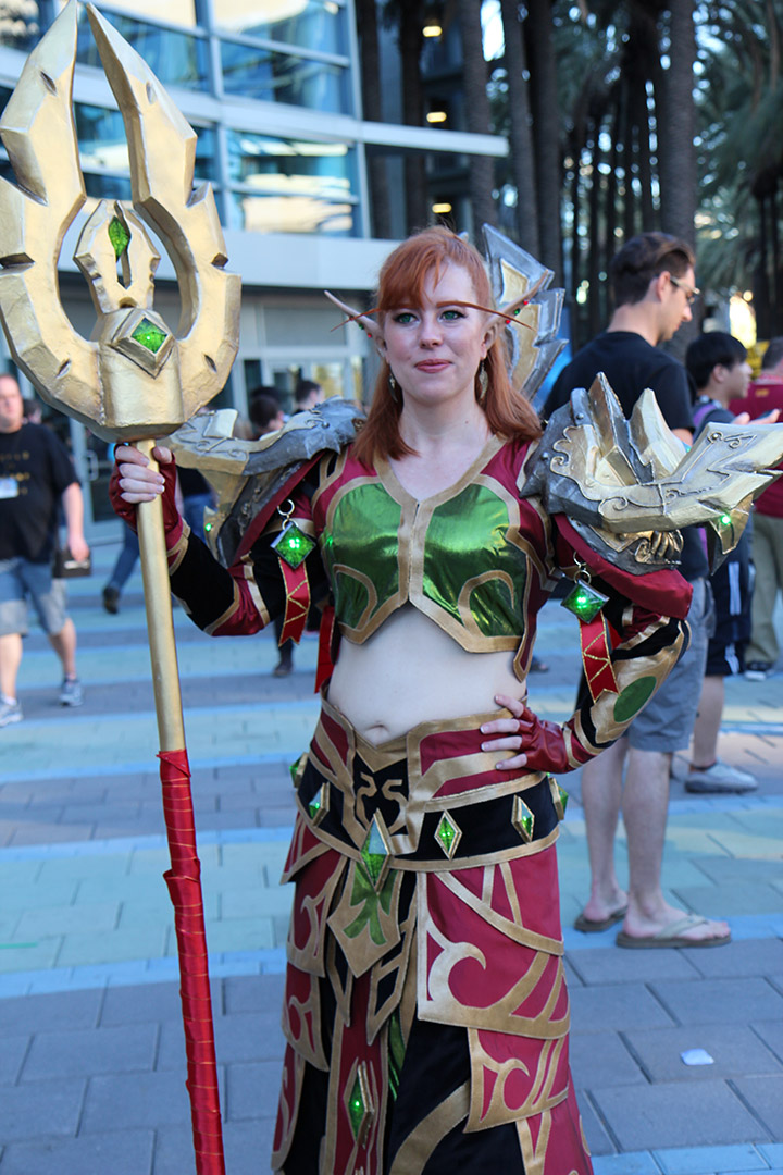 BlizzCon 2014 - Our Cosplay Photo Gallery - Blizzplanet ...