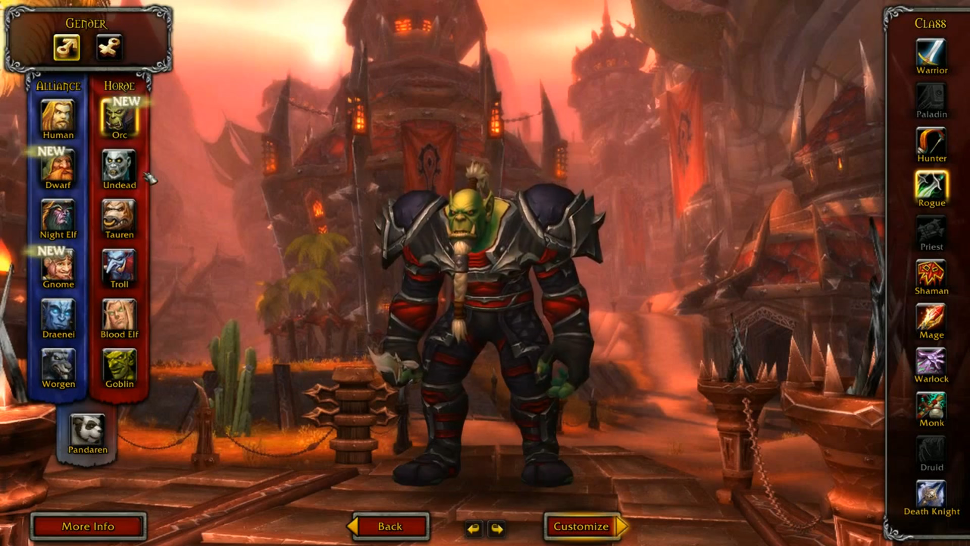 Gameplay warcraft orcs clan punish elf w boobsfreehgamecom - 1 3