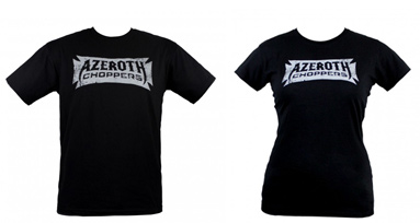 Azeroth Choppers Gear Available