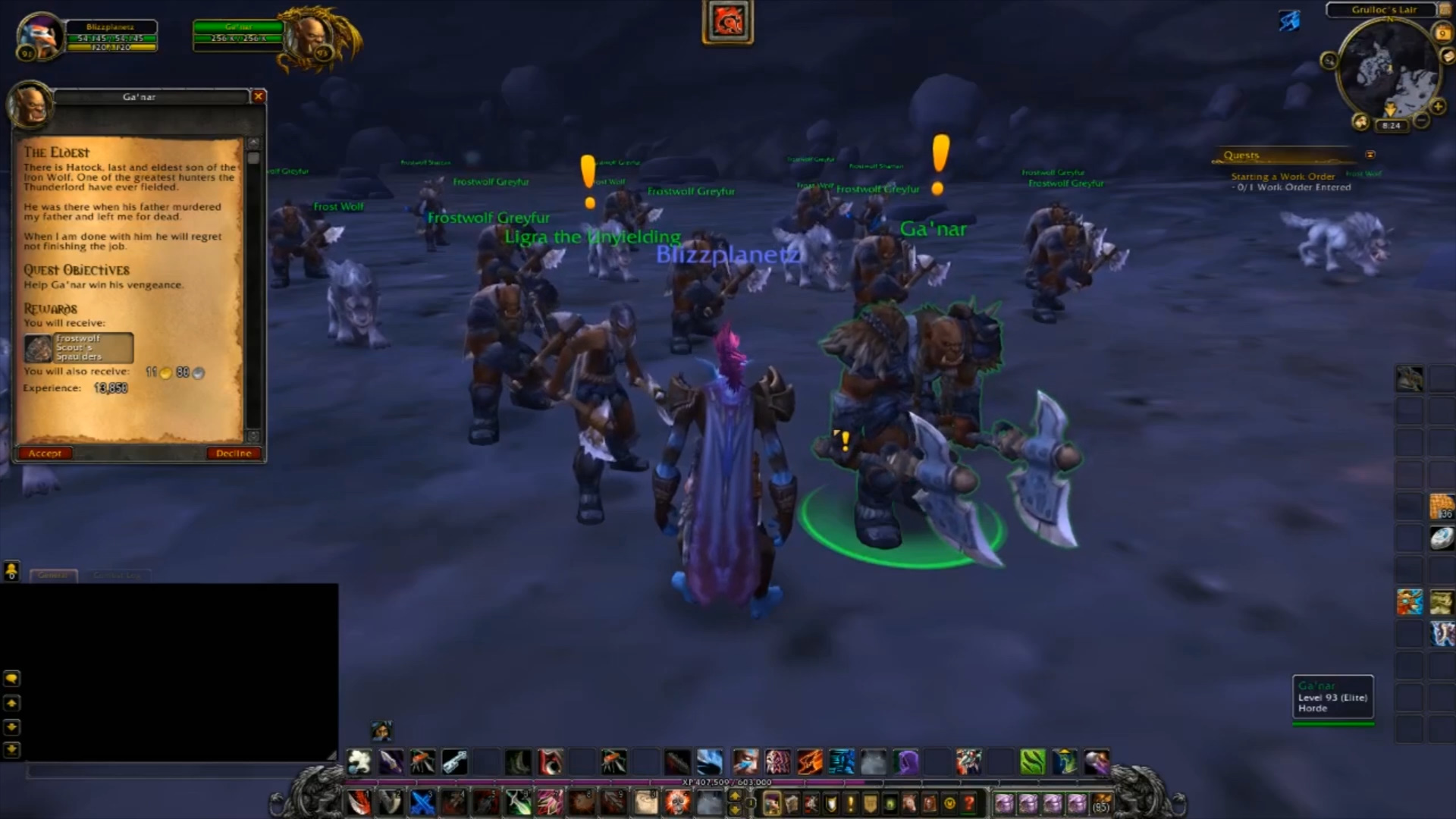 the eldest warlords of draenor blizzplanet warcraft