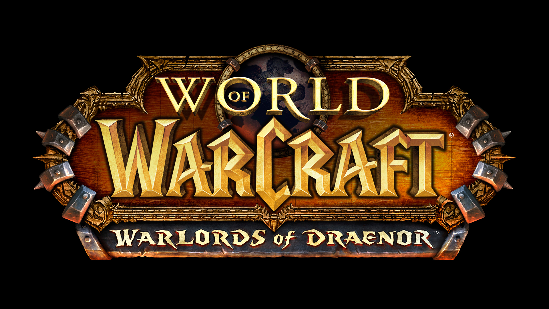 Why Is The World Of Warcraft Battle For Azeroth Logo Blue And Gold