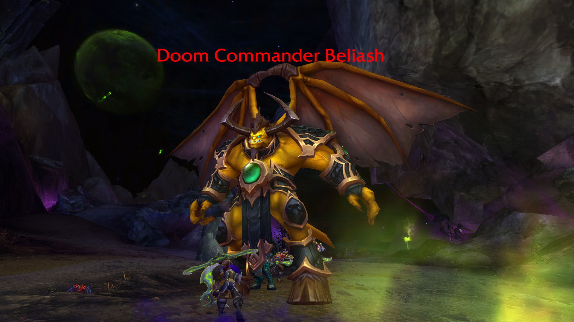 how to play demon hunter wow