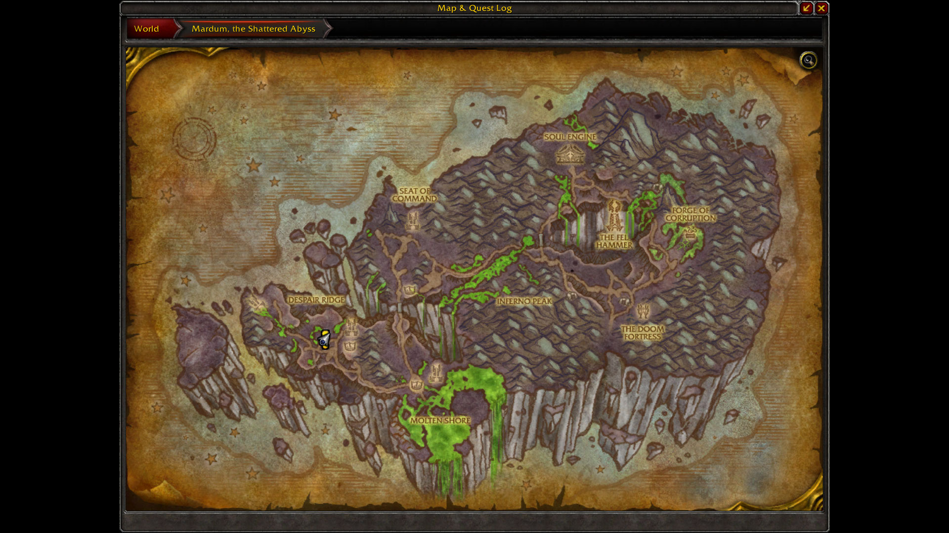 World of warcraft legion maps blizzplanet warcraft i post news about world of warcraft starcraft ii diablo iii hearthstone overwatch heroes of the storm blizzard careers and the warcraft film gumiabroncs Choice Image