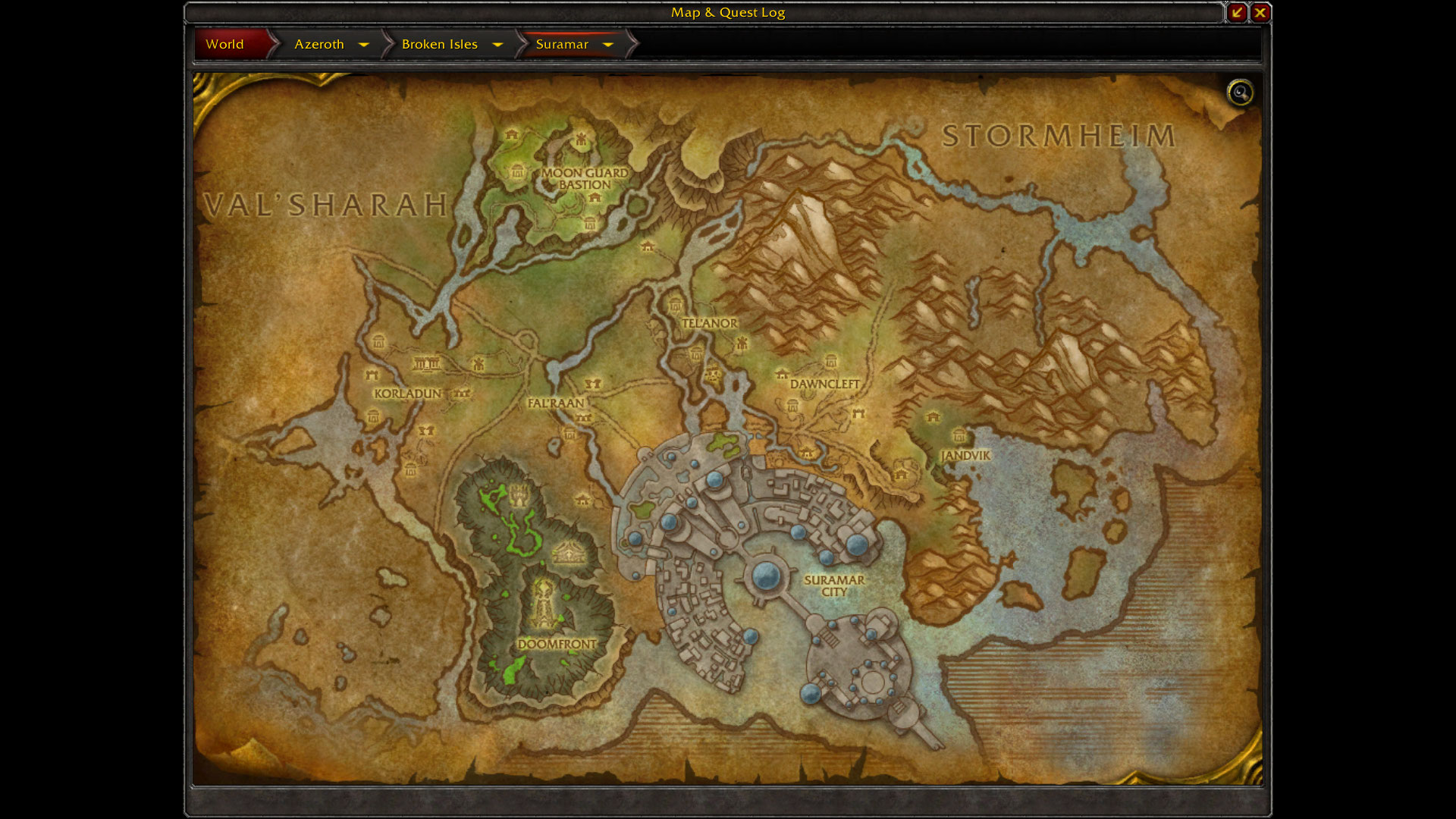 World of warcraft legion maps blizzplanet warcraft here is a look at all the in game world of warcraft legion maps gumiabroncs Choice Image