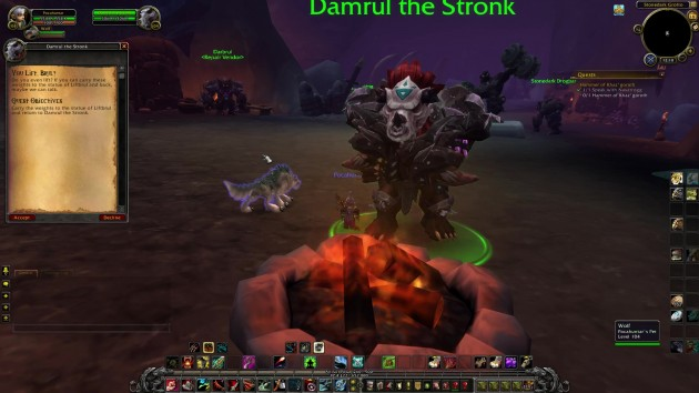 damrul the stronk