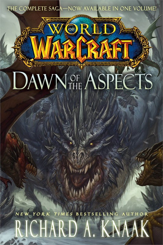 world-of-warcraft-dawn-of-the-aspects-paperback-cover