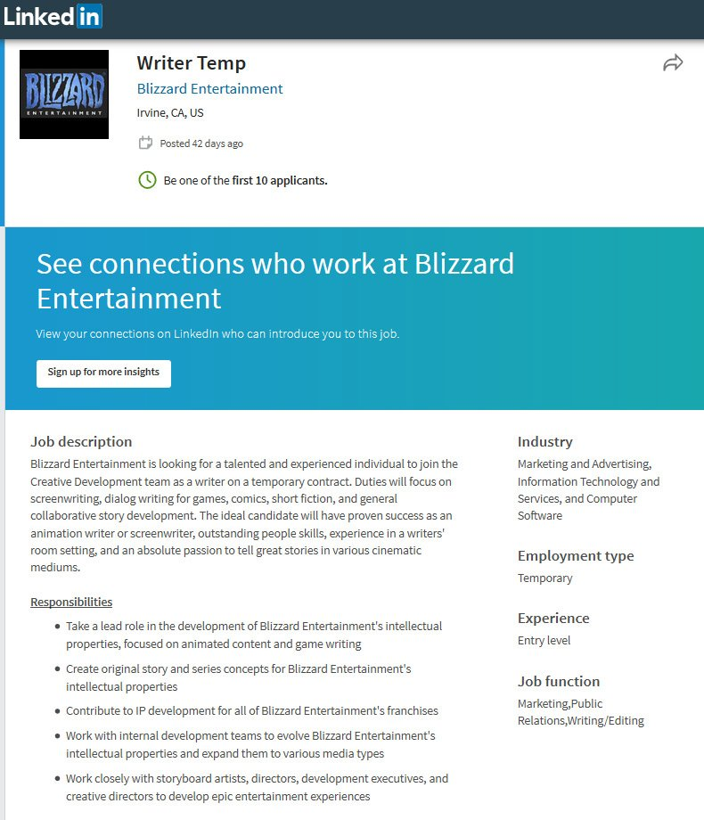 Christie Golden Joins Blizzard Entertainment Blizzplanet Warcraft