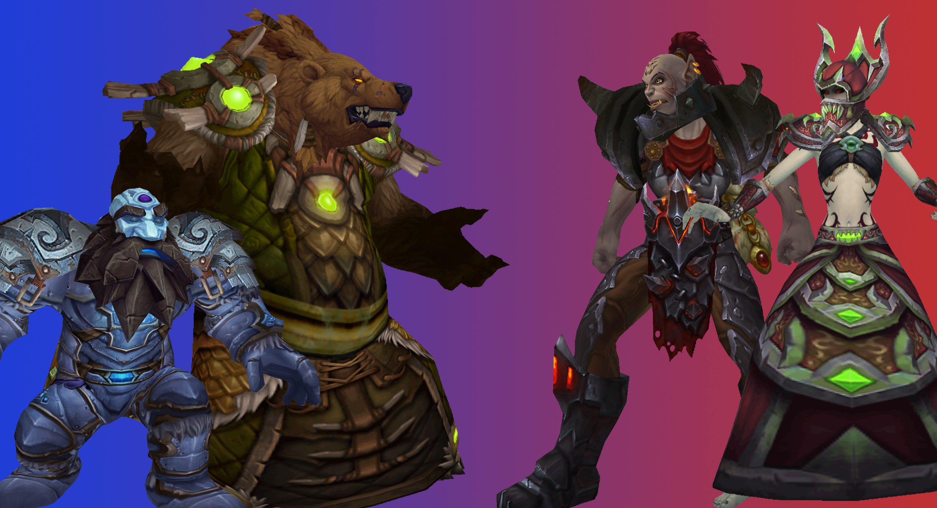 Future Allied Race Speculation Blizzplanet Warcraft