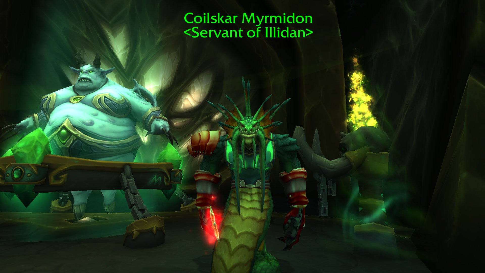 Battle For Azeroth: Why a Naga Allied Race is Possible ...